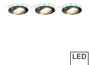 Luminaires encastrés LED