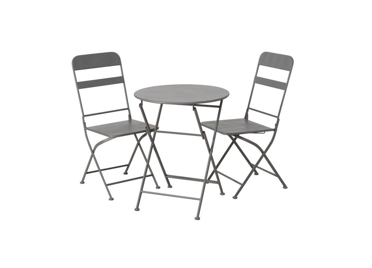 Tables et chaises pliantes