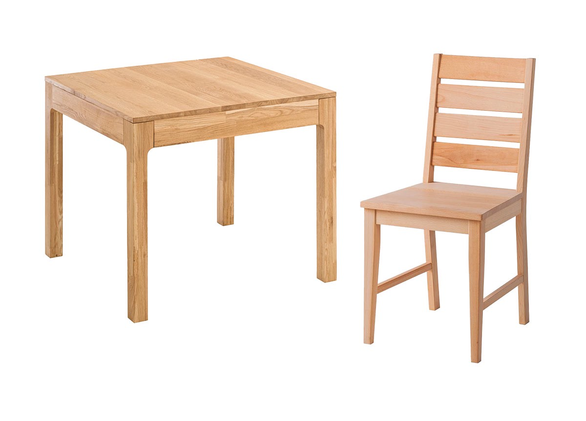 Massief houten meubels
