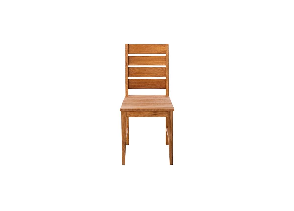 Massief houten stoelen