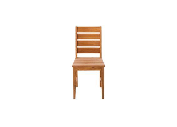 Massivholz-Stühle