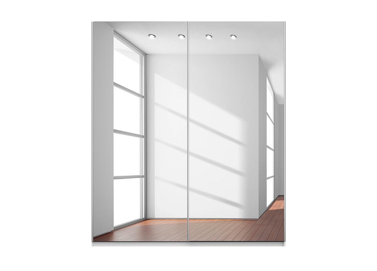 Kledingkasten met spiegel