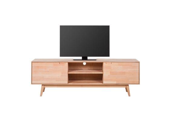 Massivholz-TV-Möbel