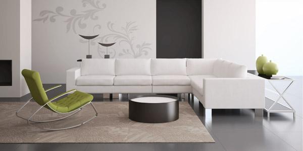 wohnzimmergestaltung so gestalten sie ihr wohnzimmer home24. Black Bedroom Furniture Sets. Home Design Ideas
