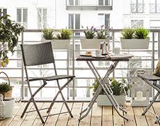 Mobili da balcone online su Home24