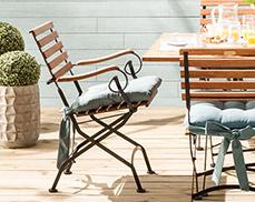 Sedie da giardino online su Home24