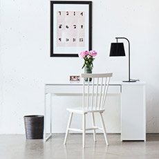 Fashion for home Arbeitszimmer