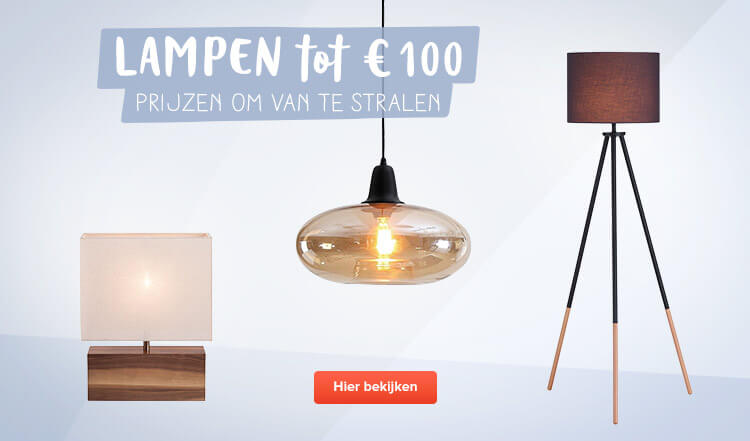 lampen nu online shoppen verlichting webshop. Black Bedroom Furniture Sets. Home Design Ideas