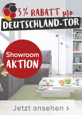 Showroom Aktion
