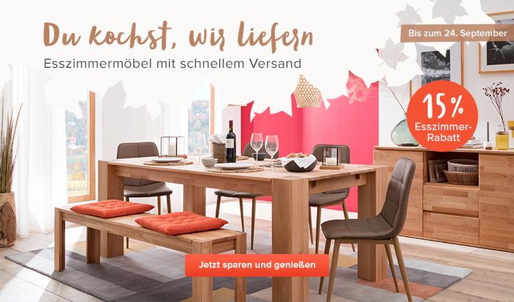Esszimmermöbel Mit Schnellem Versand Bei Home24 Mit 15% Rabatt