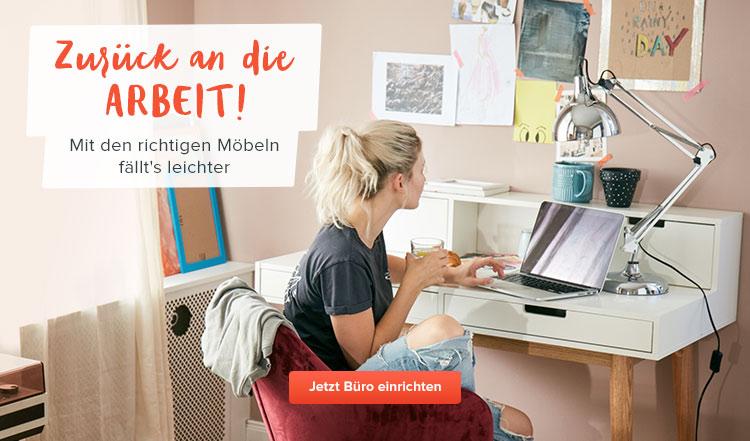 Büro-Möbel bei home24