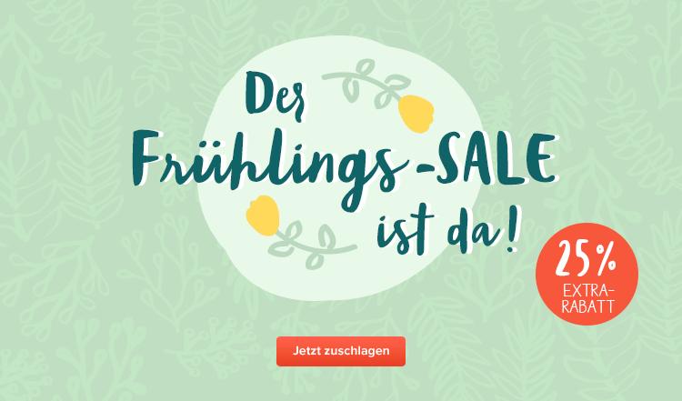 Frühling-Sale bei home24