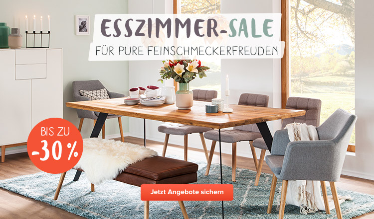 Esszimmer Sale bei home24
