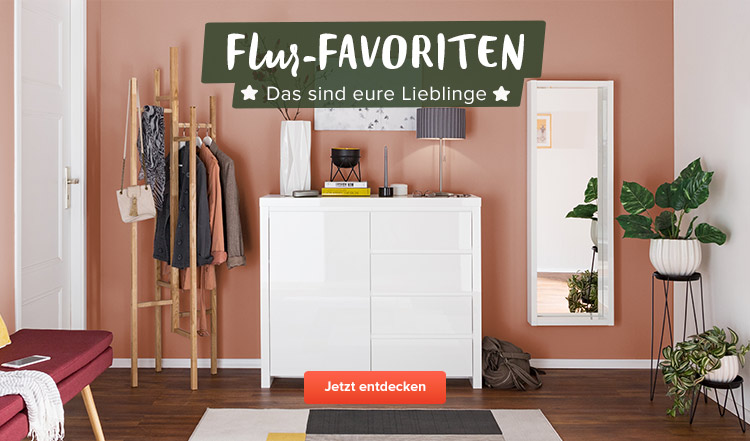 Flur favouriten bei home24