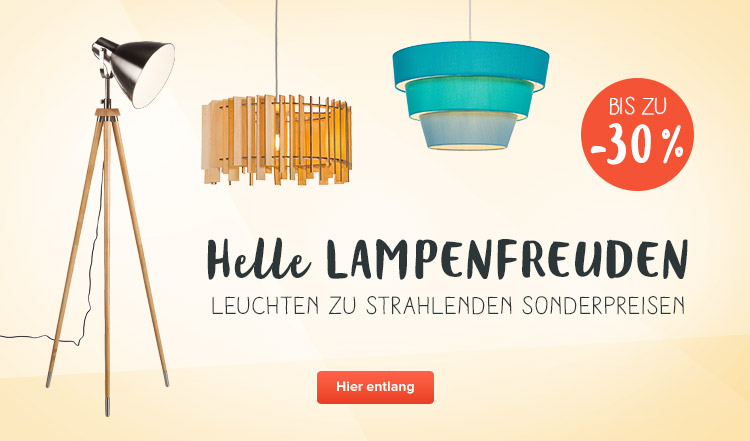 Lampen Clearance
