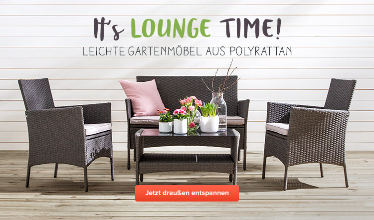 garten ideen bequem gartenm bel jetzt online kaufen home24. Black Bedroom Furniture Sets. Home Design Ideas
