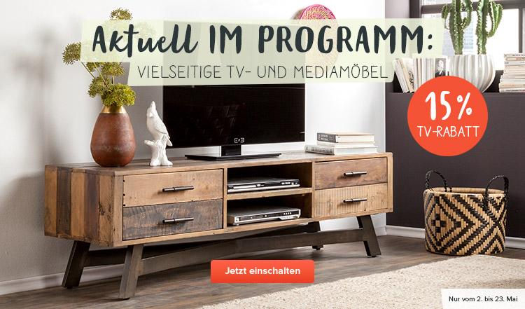 TV Möbel Voucher