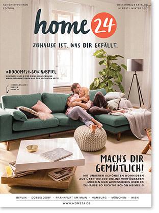 home24 Katalog Frühling/Sommer 2017