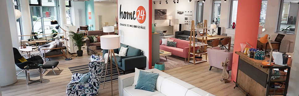 Showroom Frankfurt Home24
