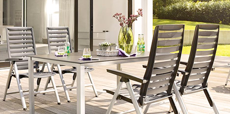 Kettler Gartenmöbel bei Home24