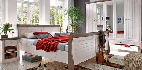 Schlafzimmermoebel von Steens