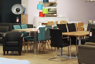 Möbel im Home24 Outlet