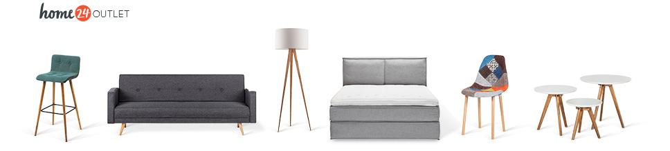 Auswahl von Home24 Produkten