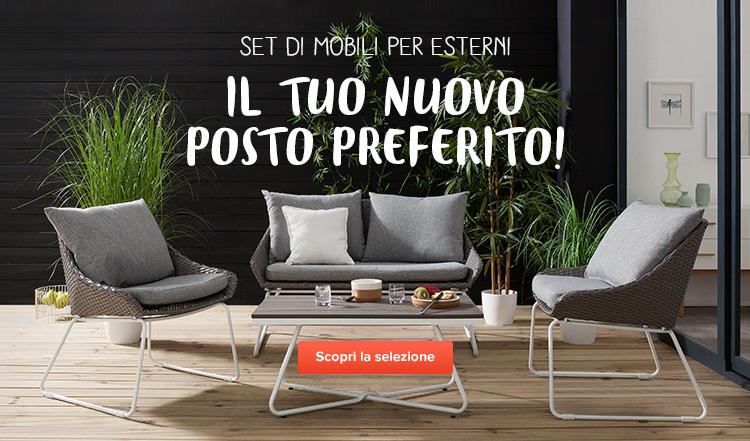 Esterni | Tanti mobili per il giardino e per il balcone | home24