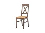 Houten stoelen